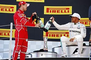 """F1 比赛报告 西班牙大奖赛正赛:汉密尔顿险胜维特尔,芬兰车手惨遭""""退赛日"""""""