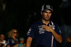 F1 Noticias de última hora A Pérez le costaba respirar en el monoplaza