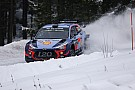 WRC Neuville aventaja a Breen tras el sábado en Suecia