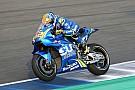 """MotoGP Новий мотоцикл MotoGP Suzuki """"у сто разів кращий"""" за торішній"""