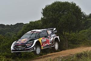 WRC Rapport d'étape ES9 - Derrière Ogier, une dernière spéciale à rebondissements