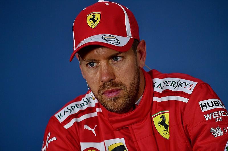 Vettel wütet wieder im Funk: