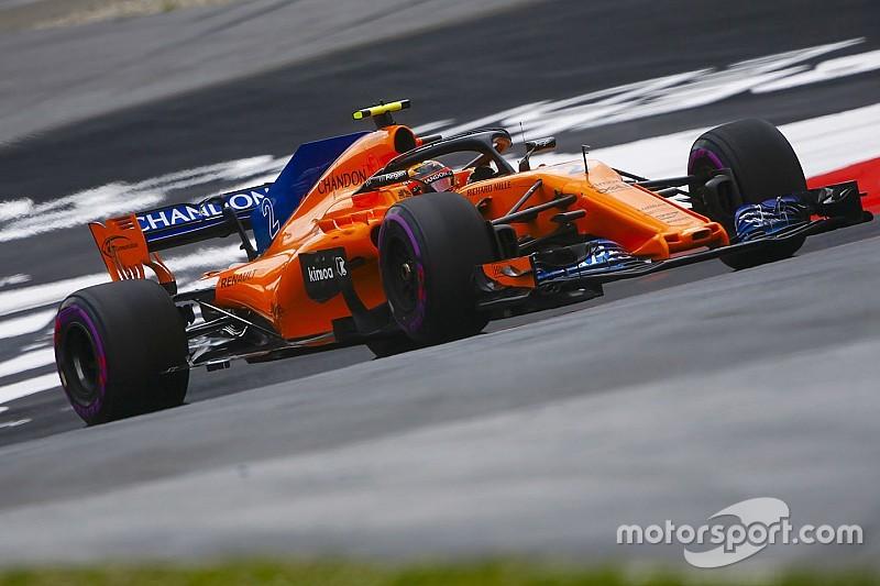 Brown culpa a la inestabilidad de McLaren por su