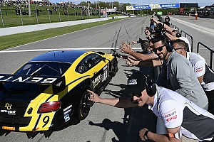 PWC Race report CTMP PWC: Parente takes emotional GT Race 2 win