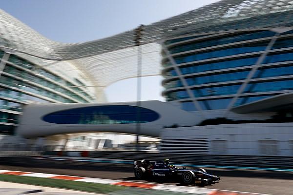 Test Abu Dhabi, Giorno 2: Arjun Maini stupisce e conquista il miglior tempo