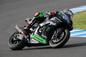 WSBK Test Test Jerez, Giorno 3: ancora Kawasaki con Sykes e Rea, poi Melandri