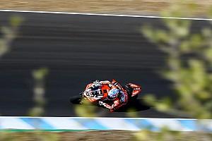 Superbikes Kwalificatieverslag WSBK Jerez: Melandri pakt pole, van der Mark vijfde