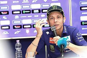 MotoGP News Rossi bremst Euphorie: