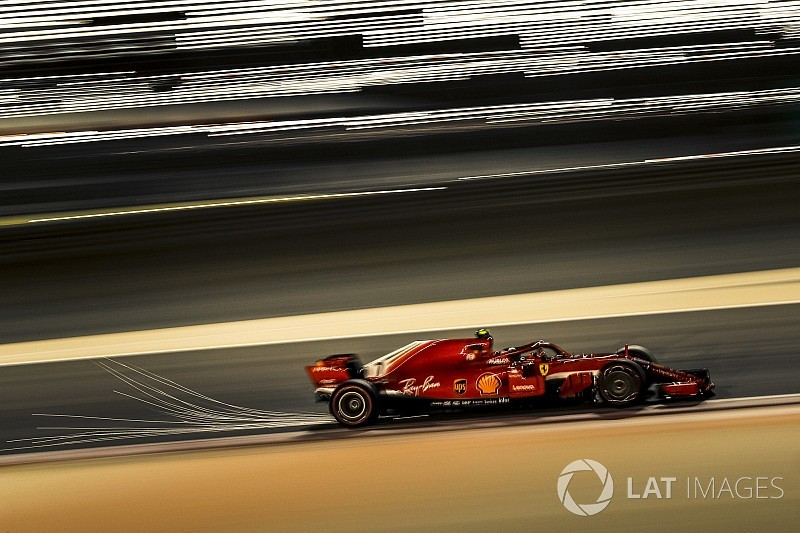 Formel 1 Bahrain 2018: Sorgenfalten bei Mercedes und Vettel