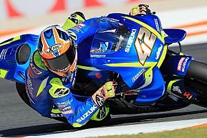 """MotoGP Noticias Rins: """"Con el nuevo motor no voy tan al límite"""""""