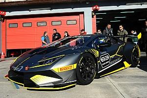 Lamborghini Super Trofeo Ultime notizie Video Lamborghini: Reggiani spiega la Huracan Super Trofeo EVO