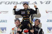 Fittipaldi se proclama campeón de la Fórmula V8 3.5