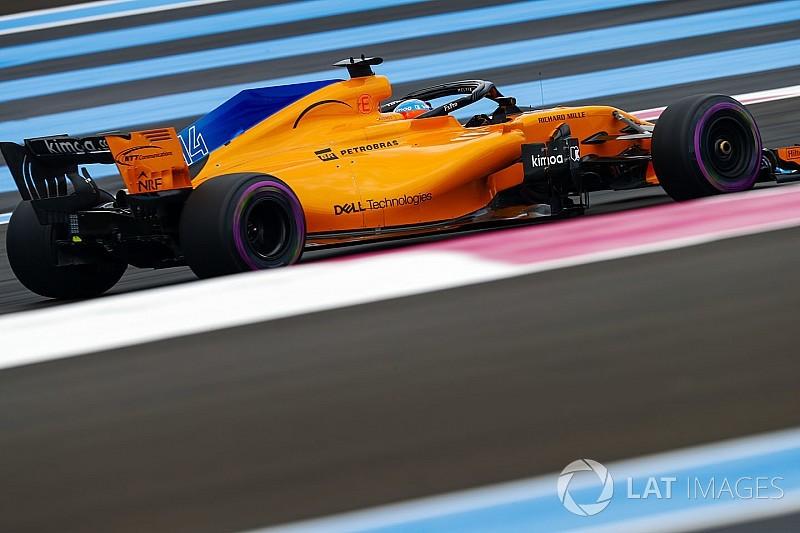McLaren, rüzgar tüneli sorunu yaşıyor!