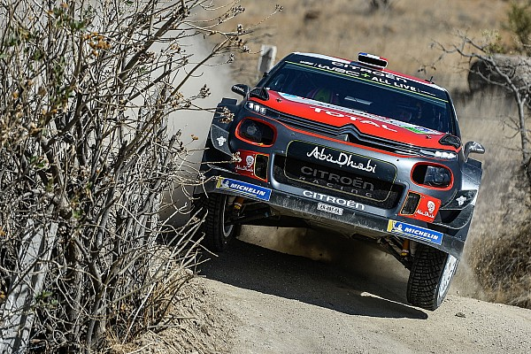Meksika WRC: Loeb liderliğe yükseldi!