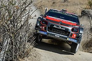 WRC Отчет о секции Лёб перехватил лидерство в Ралли Мексика