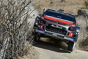 WRC Resumen del tramo Loeb arrebata a Sordo el liderato del Rally de México 2018