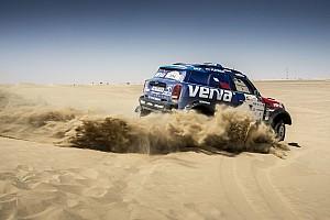 كروس كاونتري أخبار عاجلة بريزيغونسكي يفوز بلقب رالي دبي الصحراوي والبلوشي يحرز أول ألقابه ضمن فئة الدراجات النارية
