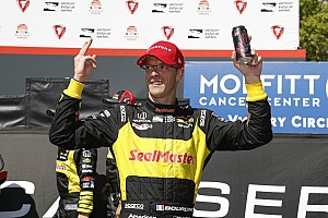 IndyCar News Sebastien Bourdais: Habe nie an Rücktritt gedacht