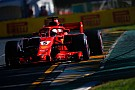 Formula 1 Avustralya GP 3. Antrenman: Yağmurlu seansta Vettel lider!