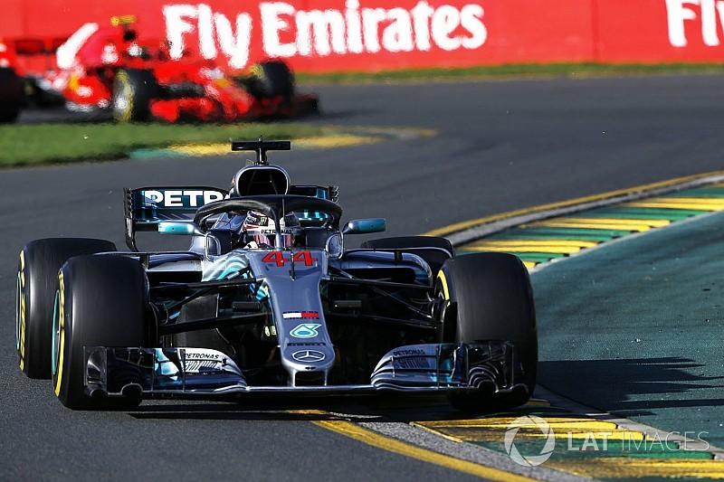"""Hamilton avait des """"outils"""" pour ne pas être dépassé par Vettel"""