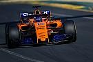 Formule 1 McLaren derrière Red Bull et Renault, mais Alonso soulagé