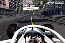 Leclerc guida a Monaco nel primo video gameplay di F1 2018