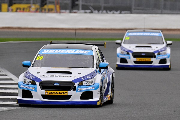 BTCC Sutton switches to BMR Subaru for BTCC 2017