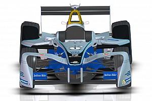 Formula E Breaking news Tampilan baru mobil Formula E