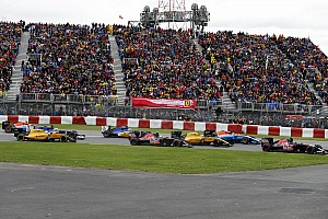 Formula 1 Breaking news Montreal circuit undergoes changes for Canadian GP