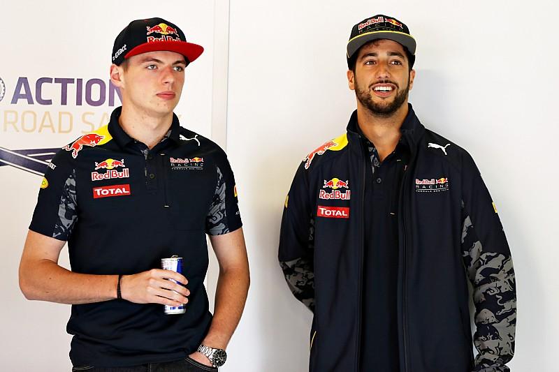 Ріккардо: атмосфера у Red Bull змінилась з появою Ферстаппена