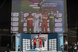 Formula E Reporte de la carrera Lucas di Grassi gana el e.Prix de México