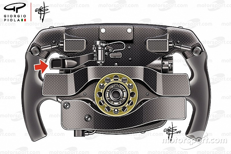 Analisis teknis: Misteri tuas ketiga di stir Vettel