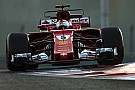 Formule 1 Vettel et Ferrari