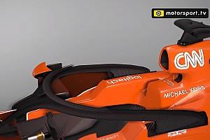 F1 Análisis VIDEO: el Halo de McLaren