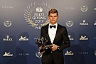 General Verstappen wins third FIA Personality of the Year award