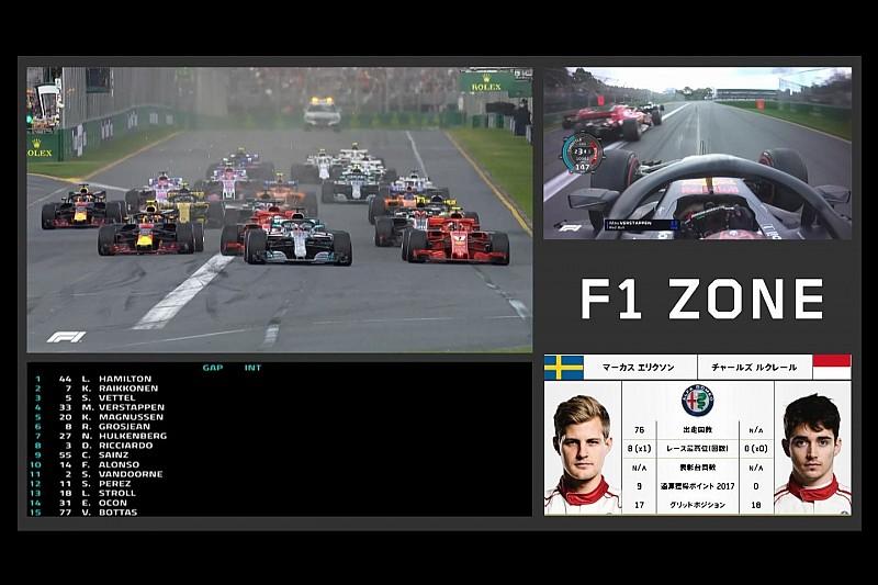 F1 gp 2018 f1 zone 8010332