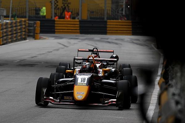 F3 Rennbericht Formel-3-Weltcup Macao: Daniel Ticktum gewinnt dramatisches Rennen