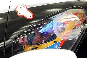 Alonso teljesítette az első tesztet a Daytona 24 órásra készülve