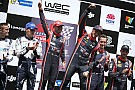WRC Australia WRC: Neuville wins as Latvala throws away second