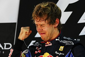 Retro 14 november 2010: Vettel pakt eerste wereldtitel in Abu Dhabi