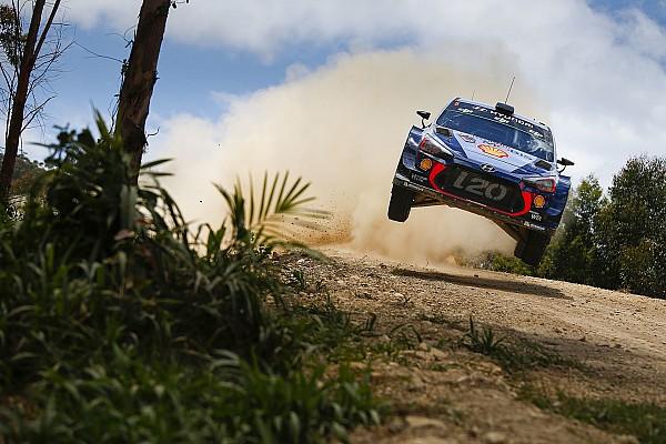 Avustralya WRC: Mikkelsen kaza yaptı, Neuville liderliğe yükseldi