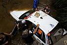 WRC Bizarr baleset, vízbe esett egy autó az Ausztrál ralin