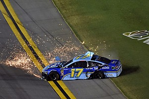 NASCAR Cup Special feature NASCAR Roundtable: Stenhouse's Daytona drama and the yellow line rule