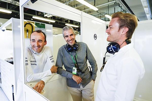 Formel 1 News Robert Kubica: Zusammenarbeit mit Nico Rosberg liegt auf Eis