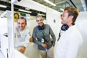 Robert Kubica: Zusammenarbeit mit Nico Rosberg liegt auf Eis