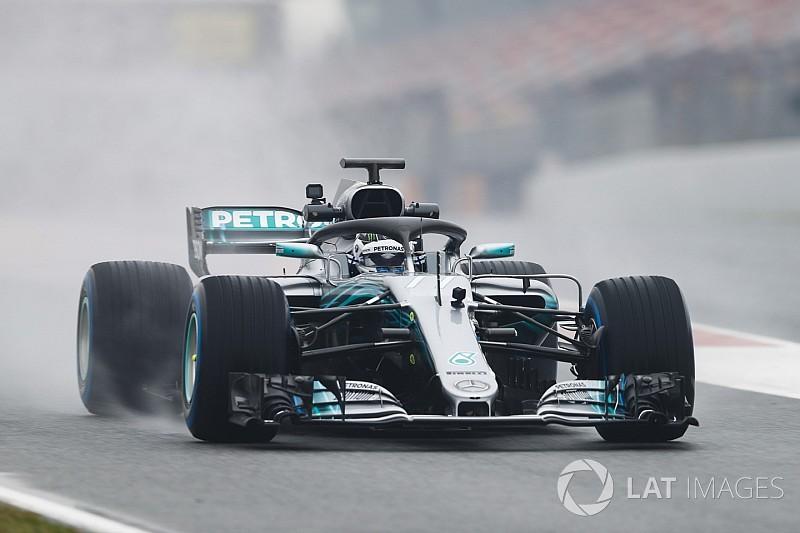 F1技術分析:トップチームがテストした秘密兵器とは? メルセデス編
