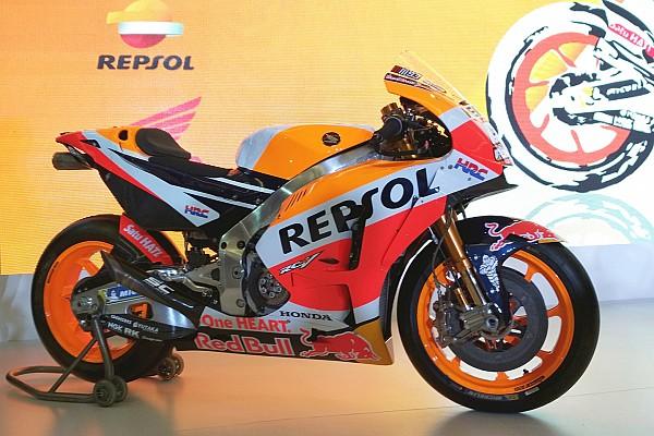 Галерея: Маркес і Педроса представили Honda RC213V MotoGP