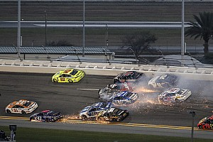 NASCAR Cup Commentary Wallace survived Daytona pressure with a little help from his friends