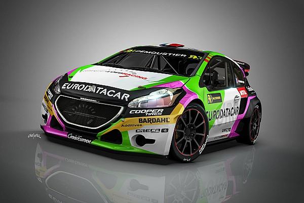 World Rallycross Actualités Le Sébastien Loeb Racing débarque en World RX!