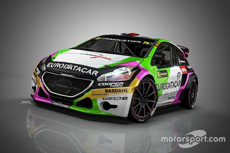 Le Sébastien Loeb Racing débarque en World RX!